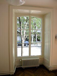 Bogenfenster-SchallschutzITAL CAMERA