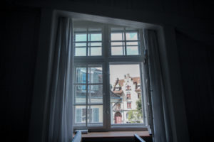 Altstadt Zürich Goetheglas