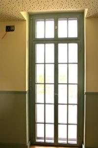 Balkontür Sprossen