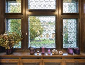 Bleiverglasungen neue Fenster