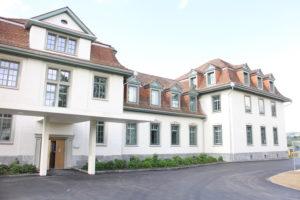 Eingang PUK Rheinau