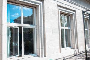Fenster  Antikhaus Helvetica