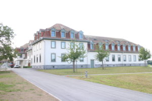 PUK Rheinau Fassade